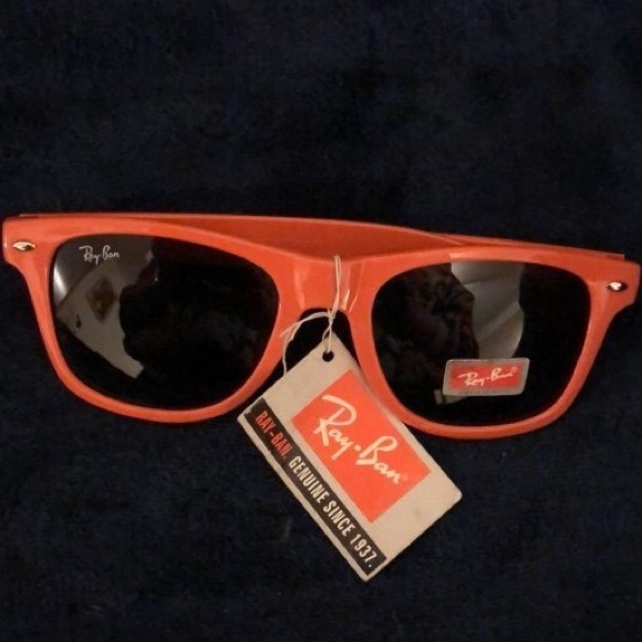 1d555c6d92 Ray-Ban LEI PENG Sunglasses - orange NWT